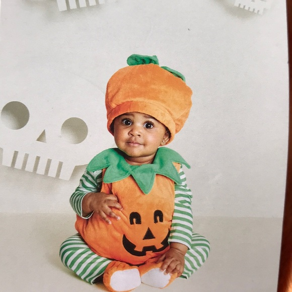 518f98bd2cc54 Hyde and Eek Boutique at Target Costumes | Baby Pumpkin Halloween ...